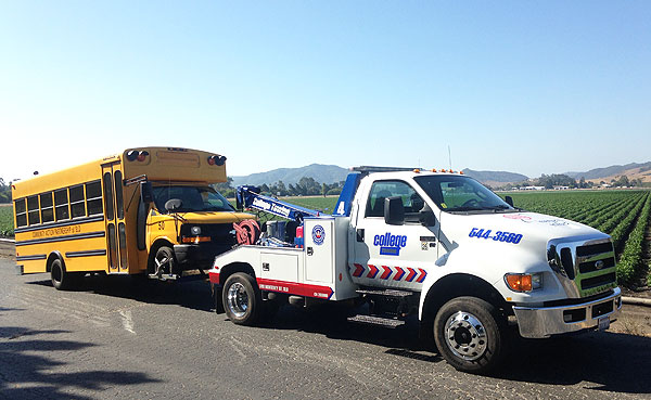 Private Business, Restaurant Towing Services
