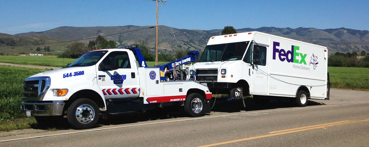Corporate & Fleet Vehicle Towing Accounts
