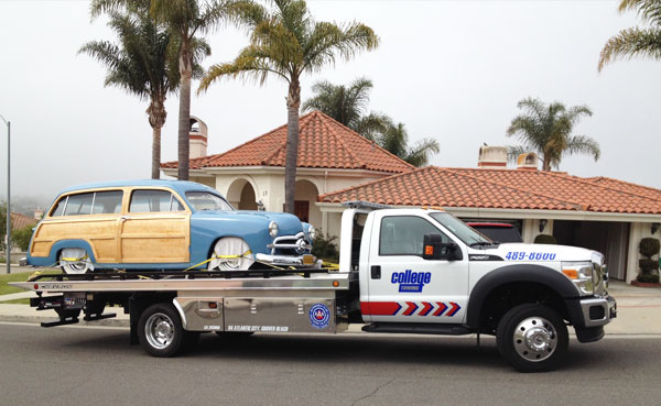 Affordable Local & Long Distance Towing