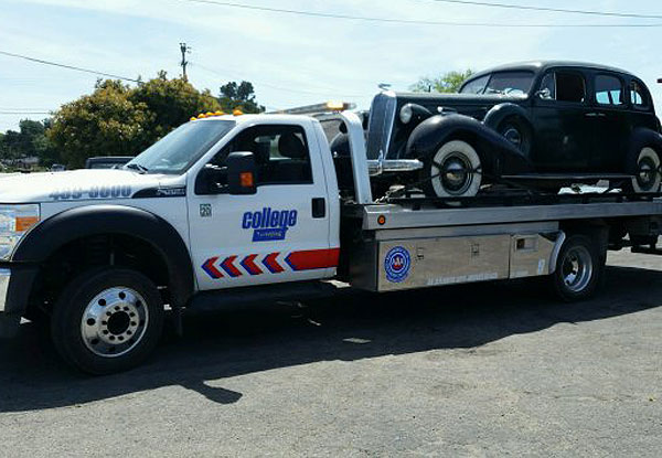 Local & Long-Distance Towing Services
