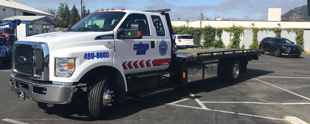 Arroyo Grande, Nipomo, CA Towing Services